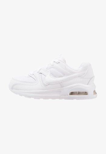 AIR MAX COMMAND FLEX - Sneakers basse - white