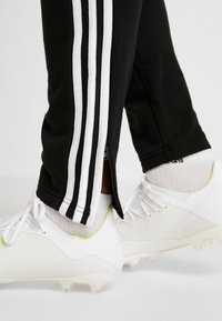 adidas Performance - TIRO19 FT PNT - Träningsbyxor - black/white - 3