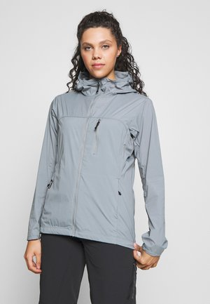 WOMEN'S RESERVE FULL ZIP - Vindjacka - lead