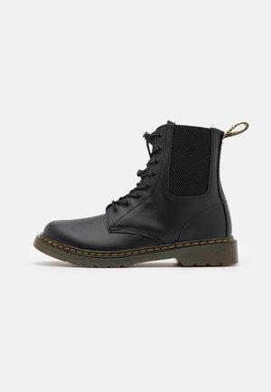 1460 HARPER UNISEX - Šněrovací kotníkové boty - black