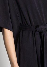 Monki - Jersey dress - black - 4