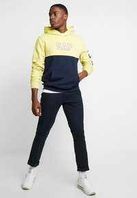 GAP - ESSENTIAL SLIM FIT - Chinot - new classic navy - 1