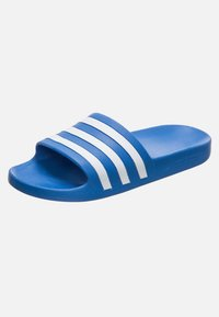adidas Performance - ADILETTE AQUA SWIM - Pool slides - blue - 2