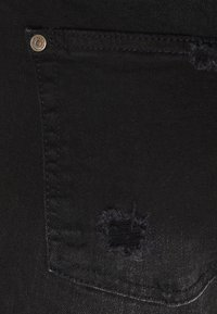 Nominal - REY  - Jeansshorts - black - 2
