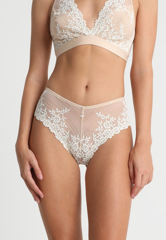 EMBRACE - Briefs - naturally nude/ivory