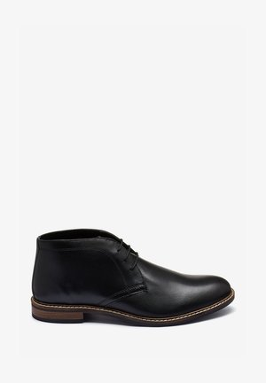 TAN CHUKKA BOOTS - Business sko - black