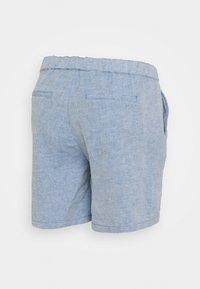 MAMALICIOUS - MLHILO LOOSE SHORTS - Shorts - light blue - 1