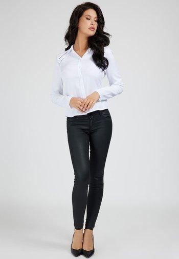 LS ROCCA - Button-down blouse - weiß