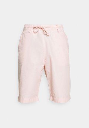 Shorts - soft peach skin