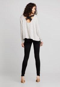 Noisy May - NMJEN SHAPER - Jeans Skinny Fit - black - 2
