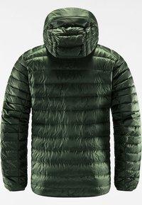 Haglöfs - ROC DOWN HOOD - Down jacket - fjell green - 6