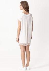 Indiska - MARSHA - Day dress - white - 1