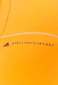 adidas by Stella McCartney - TRUEPURPOSE TIGHTS - Medias - signal orange - 8