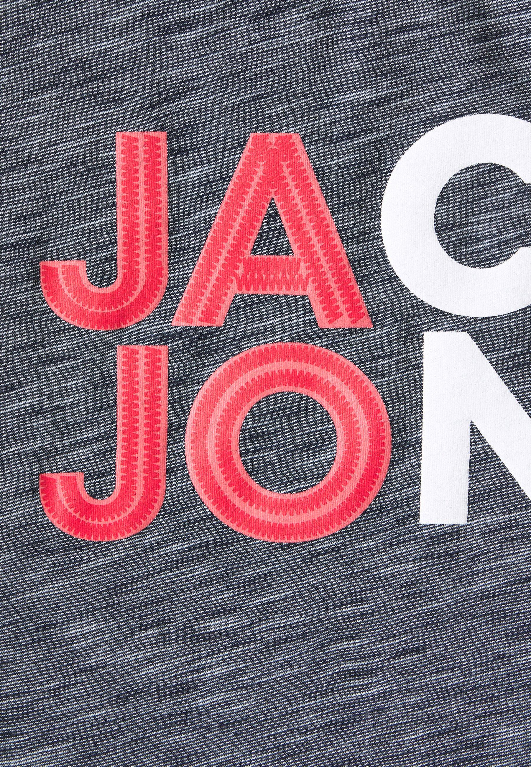 Jack & Jones Print T-shirt - navy blazer 0NEMk