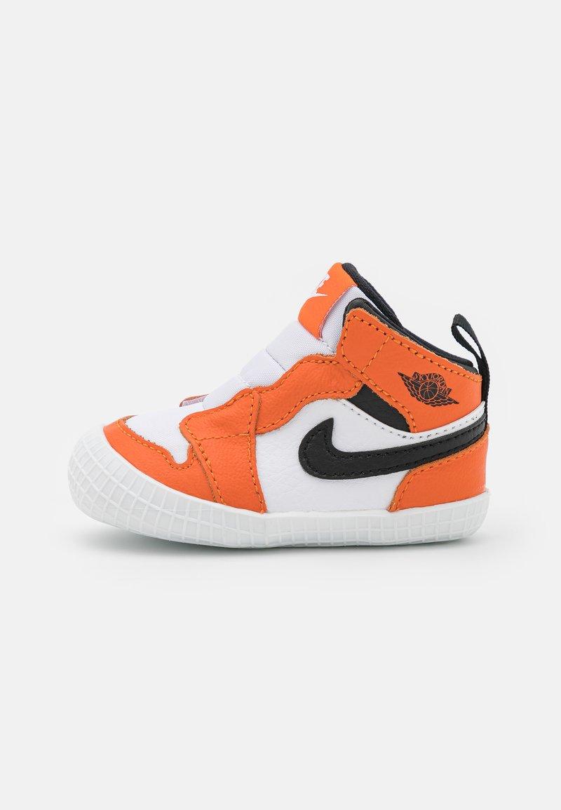 Jordan - 1 CRIB UNISEX - Sportovní boty - white/black/starfish