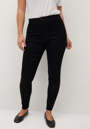 TANIA - Jeggings - black denim