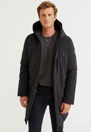 ABRIGO LIVORNO - Down coat - gris oscuro
