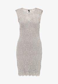 Vero Moda - VMLALI DRESS - Cocktailkleid/festliches Kleid - stone - 3