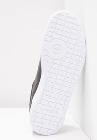 Lacoste - CARNABY - Baskets basses - black - 6