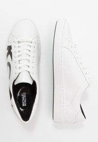 MICHAEL Michael Kors - IRVING LACE UP - Trainers - optic white - 3