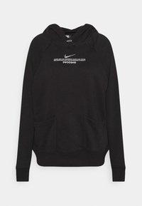 Nike Sportswear - HOODIE - Sudadera - black/white - 4