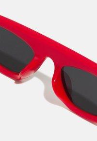 Vintage Supply - UNISEX - Sunglasses - red - 2