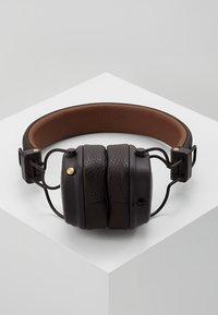 Marshall - MAJOR III BLUETOOTH - Headphones - brown - 2