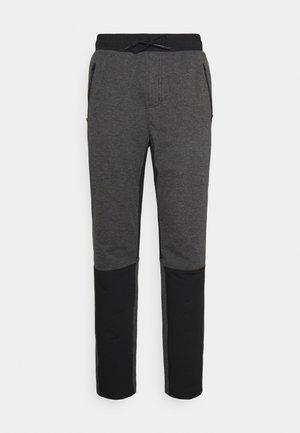 BOONE - Pantaloni outdoor - lead-grey