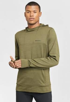 MAXTRAIL - Hoodie - new olive