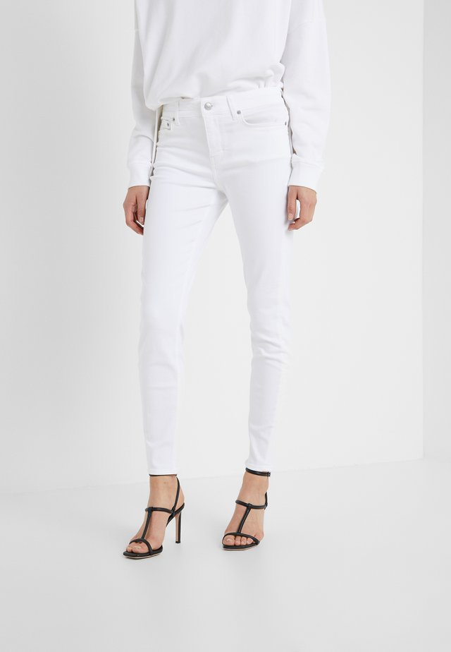 NEED - Jeans Skinny Fit - white denim