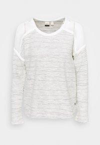 Roxy - WILDER WANDER - Sweatshirt - snow white - 0
