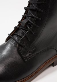 Shoe The Bear - NED - Lace-up ankle boots - black - 5