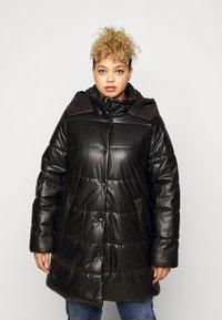 Persona by Marina Rinaldi - PASCAL - Winter coat - black - 0