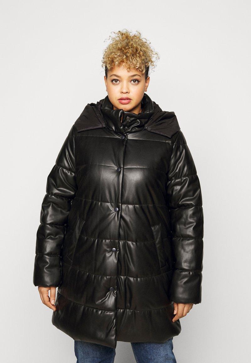 Persona by Marina Rinaldi - PASCAL - Winter coat - black