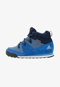adidas Performance - SNOWPITCH COLD.RDY TRAXION HIKING SHOES MID - Fjellsko - tech ink/collegiate royal/real blue - 1