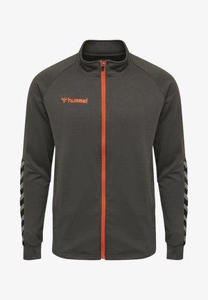 HMLAUTHENTIC  - Training jacket - dark grey