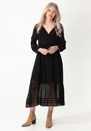 LENA - Maxiklänning - black