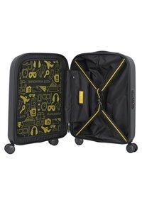 Mandarina Duck - LOGODUCK - Wheeled suitcase - black - 4