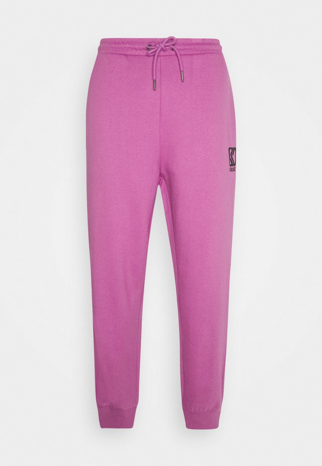 PANTS UNISEX - Trainingsbroek - light purple