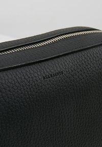 AllSaints - CAPTAIN LEA XBODY - Across body bag - black - 6