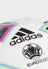 adidas Performance - UNIFO LEAGUE J350 EURO CUP - Balón de fútbol - white - 3