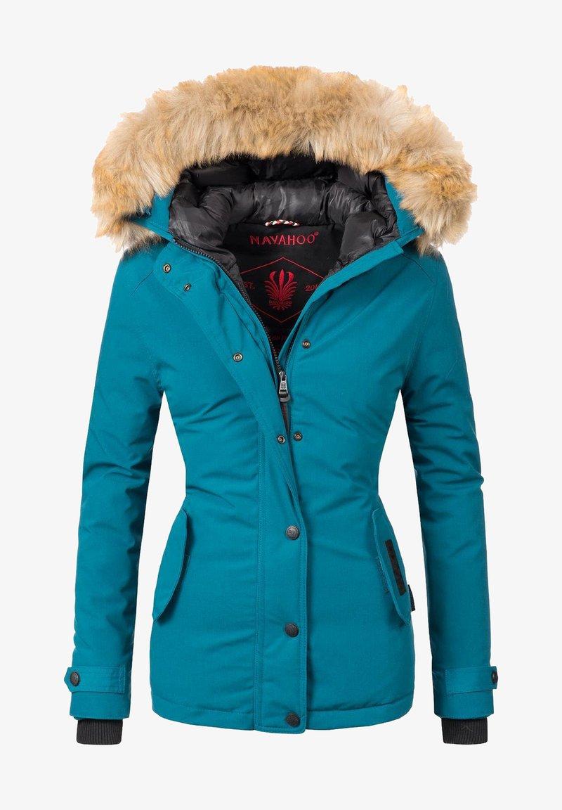Navahoo - LAURA - Winter jacket - petrol