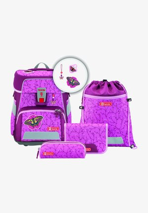 SPACE SET - School set - natural butterfly