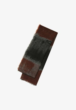 Scarf - dunkelrot