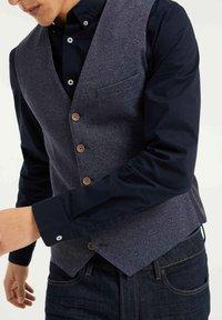 WE Fashion - Gilet - dark blue - 4