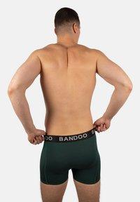 Bandoo Underwear - 2 PACK - Boxer shorts - red, - 3