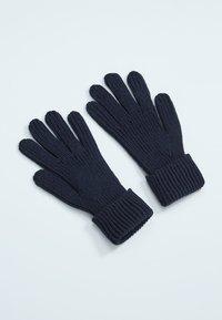 Pepe Jeans - SOFIA - Rękawiczki pięciopalcowe - dunkel ozaen blau - 1
