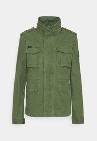 Superdry - JACKET - Summer jacket - olive - 0