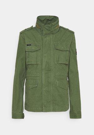 JACKET - Summer jacket - olive