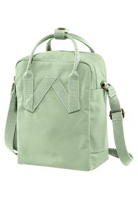 Fjällräven - Across body bag - mint green - 1